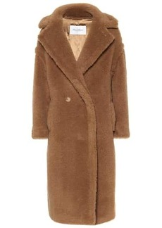 Max Mara Teddy Bear Icon camel hair coat
