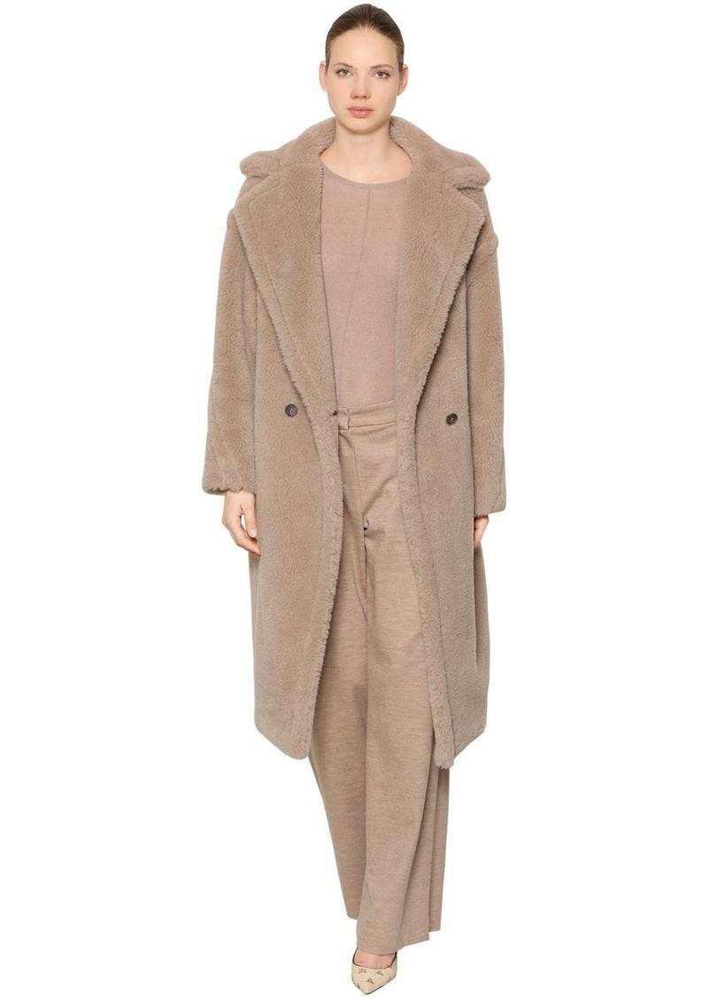 Max Mara Tedgirl Alpaca Blend Coat