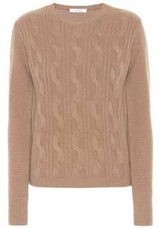 Max Mara Termoli wool and cashmere sweater