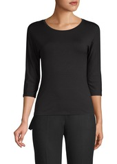 Max Mara Three-Quarter Sleeve Tee