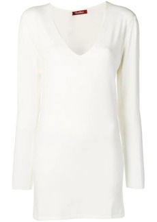 Max Mara v-neck top