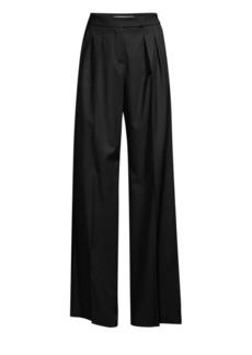 Max Mara Vicario Tux Stripe Trousers