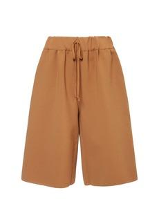 Max Mara Viscose Blend Bermuda Shorts