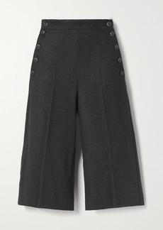 Max Mara Wool-blend Shorts