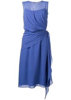 Max Mara Zenobia chiffon dress