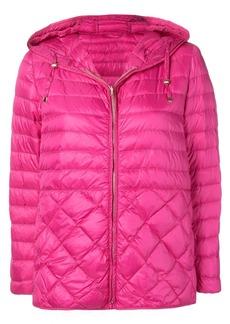 Max Mara zipped padded jacket