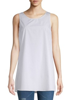 Max Mara Zoe Cotton Sleeveless Top