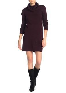 Max Studio Cowl Neck Sweater Dress