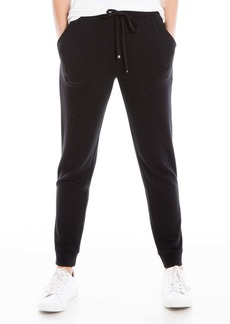 Max Studio French Terry Joggers