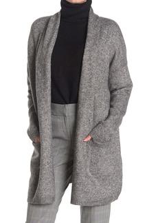 Max Studio Long Sweater Coat