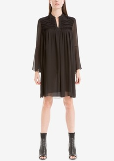 Max Studio London Bell-Sleeve Shift Dress
