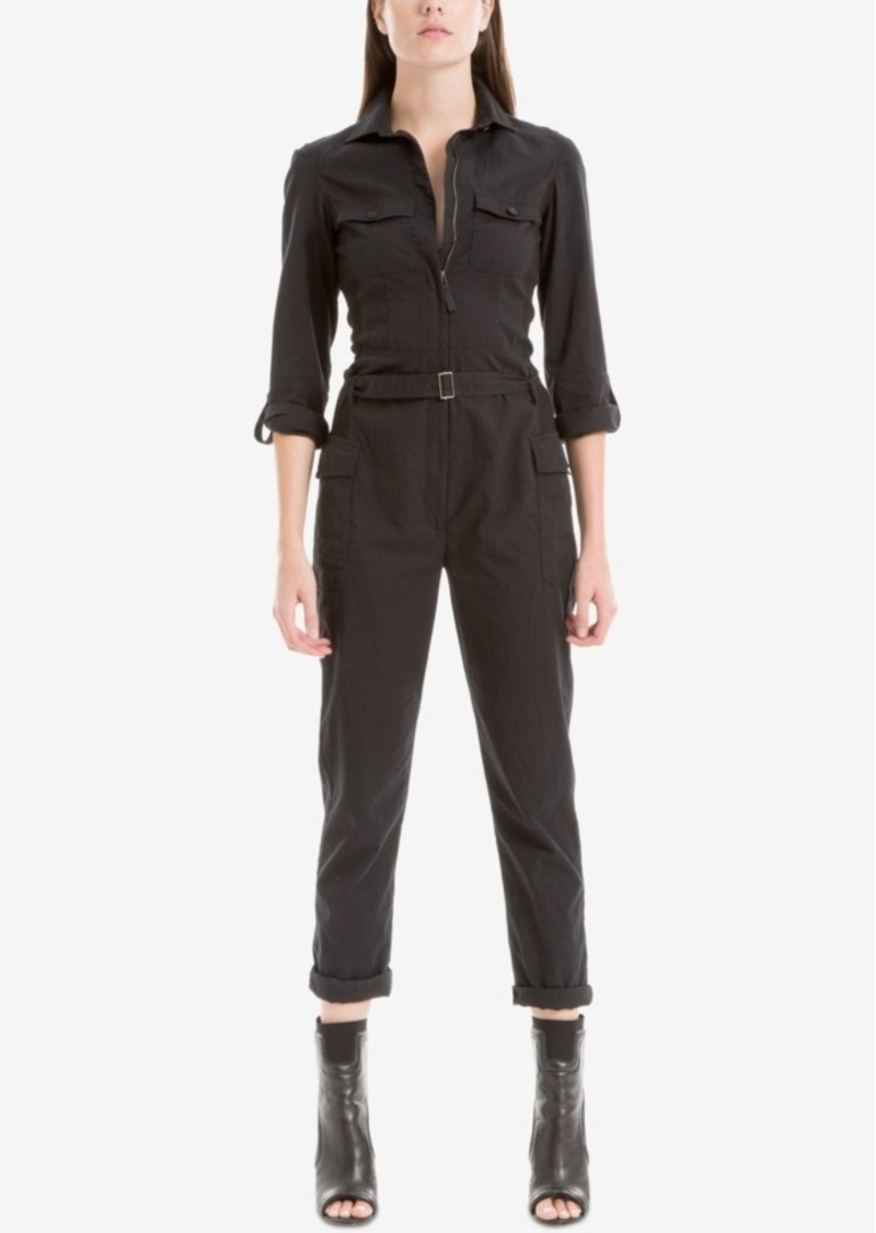 8561f07088 London Belted Cargo Jumpsuit
