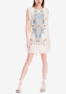 Max Studio London Ruffled Dress, Created for Macy's