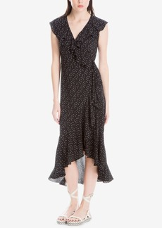 Max Studio London Ruffled High-Low Dress, Created for Macy's