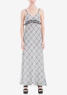 Max Studio London Ruffled Maxi Dress, Created for Macy's