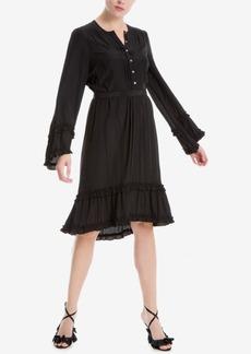 Max Studio London Ruffled Shirtdress, Created for Macy's