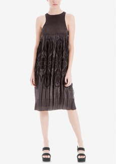 Max Studio London Sleeveless Empire-Waist Dress