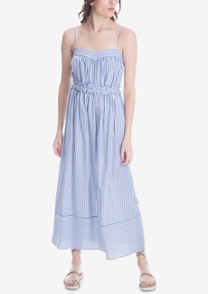 Max Studio London Striped Maxi Dress, Created for Macy's