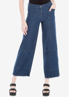 Max Studio London Wide-Leg Jeans, Created for Macy's