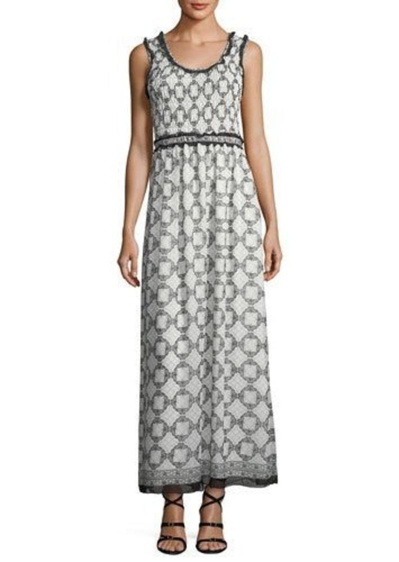 big clearance sale buy cheap classic chic SALE! Max Studio Max Studio Smocked-Bodice Georgette Maxi Dress