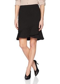Max Studio Women's Double Knit Skirt  XS