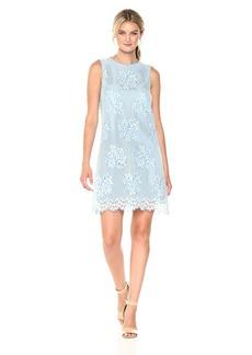 Max Studio Women's Lace Sleeveless Dress