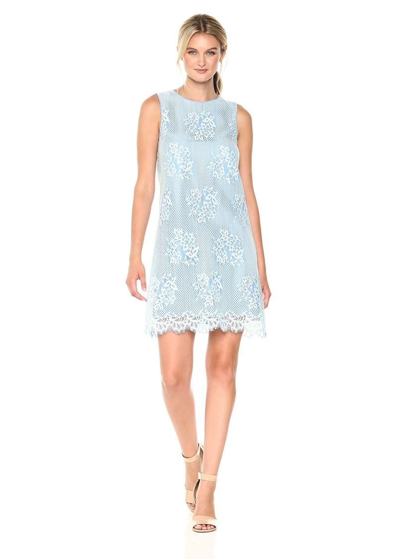 Max Studio Women's Lace Sleeveless Dress