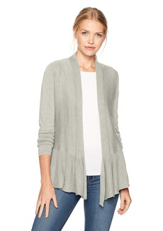 MAX STUDIO Women's Long Sleeve Open Cardigan