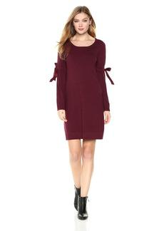 Max Studio Women's Long Sleeved Sweater Dress  M