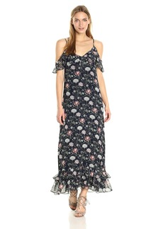 Max Studio Women's Printed Maxi Dress