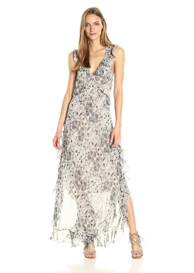 9309b26d07a Max Studio MAX STUDIO Women s Sleeveless Printed Maxi Dress
