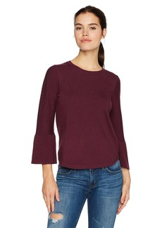 Max Studio Women's Tie Sleeve Sweater  L
