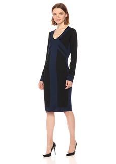 Max Studio Women's Rayon/Poly Dress  S
