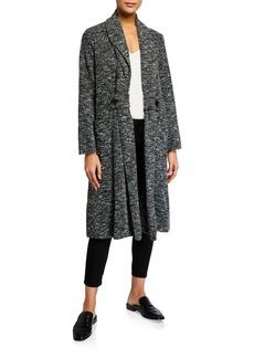 Max Studio Open Long Coat