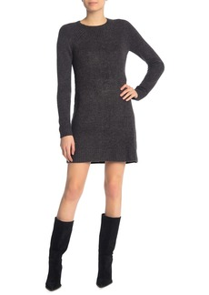 Max Studio Raglan Sleeve Sweater Dress