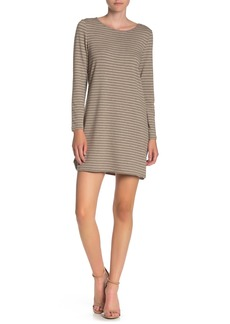 Max Studio Striped Knit Dress