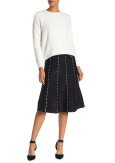 Max Studio Sweater Skirt
