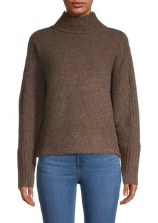 Max Studio Turtleneck Long-Sleeve Sweater
