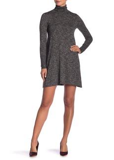Max Studio Turtleneck Sweater Dress