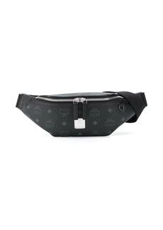 MCM all-over logo belt bag