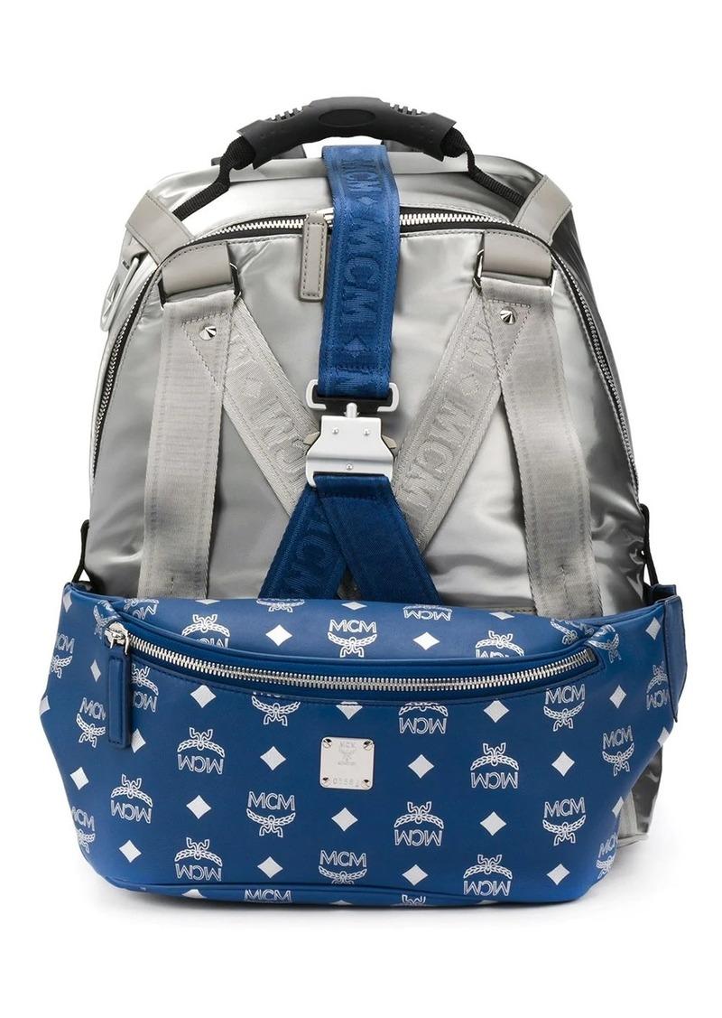 MCM Jemison 2-in-1 Medium backpack
