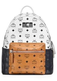 MCM Stark 32 Visetos Mix Backpack