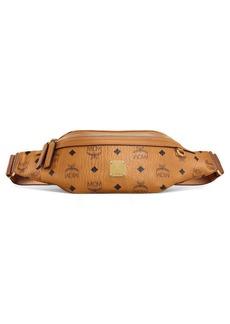 MCM Visetos Small Belt Bag