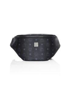 MCM Medium Stark Visetos Belt Bag