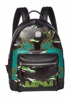 MCM Stark Pop Rabbit Backpack 32