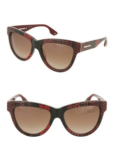 54mm McQ Alexander McQueen Core Sunglasses