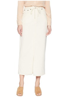 McQ Alexander McQueen Back Laced Tube Skirt