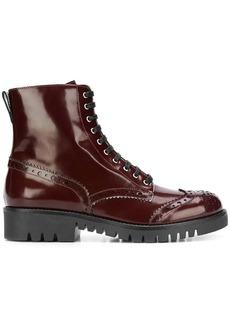 McQ Alexander McQueen Bess brogue boots