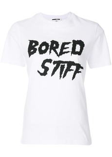 McQ Alexander McQueen Bored Stiff T-shirt
