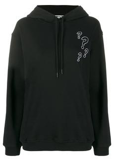 McQ Alexander McQueen Buzzed hooded sweatshirt